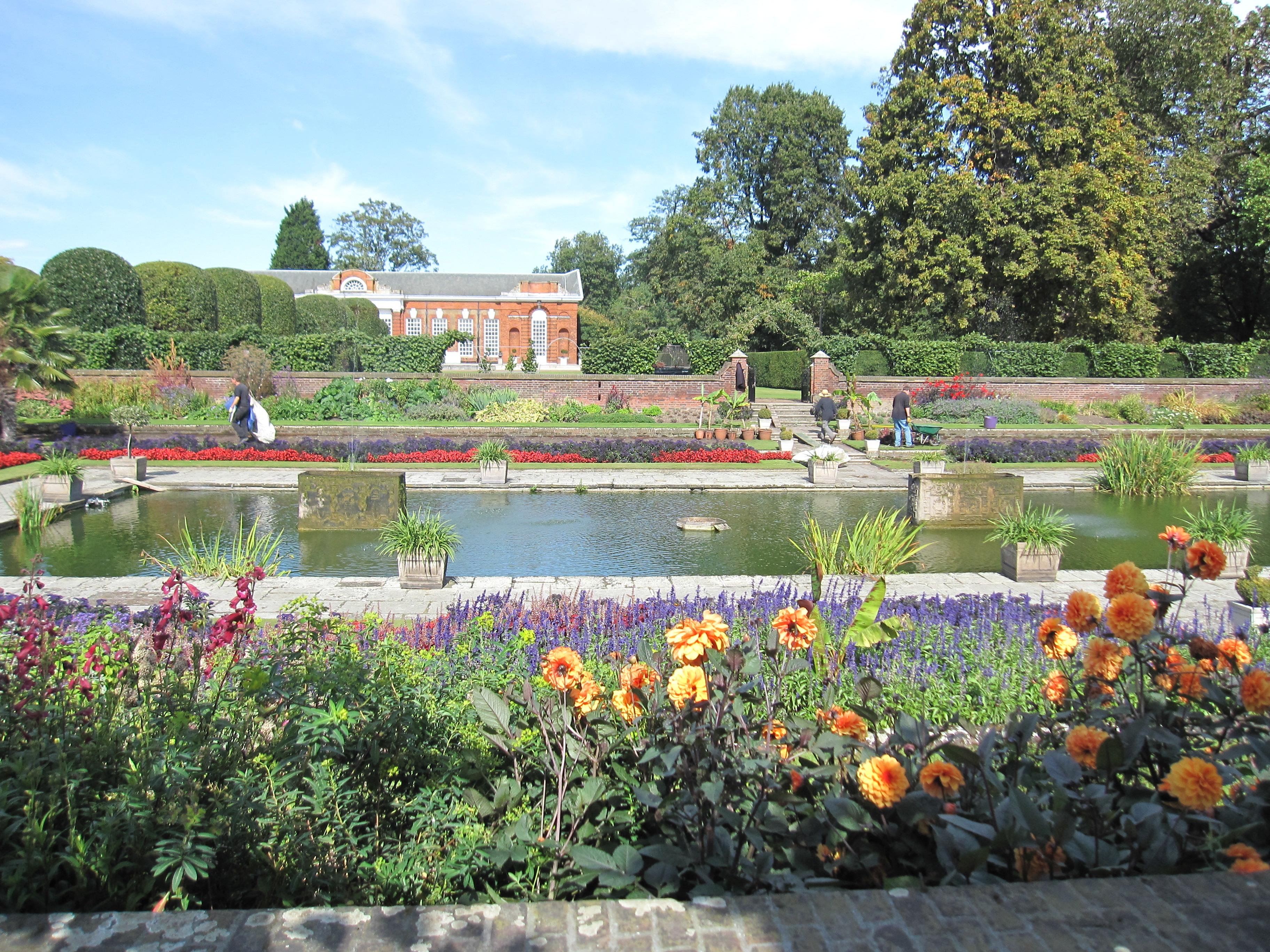 Image Gallery kensington gardens london